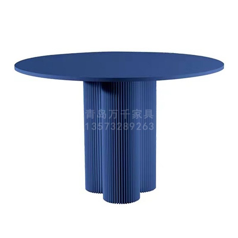 售楼处浅谈桌椅 (8)