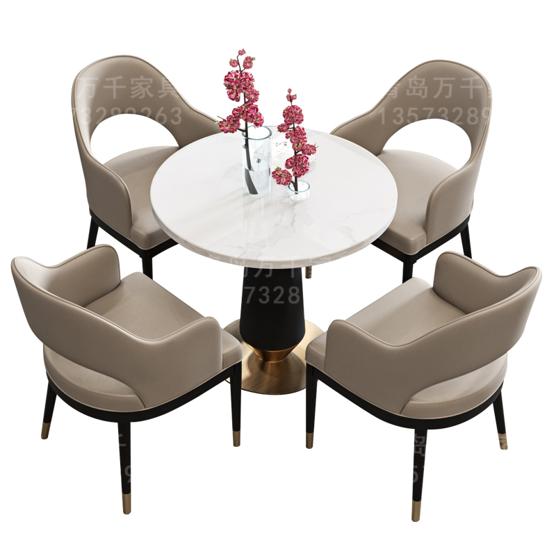 售楼处浅谈桌椅 (9)