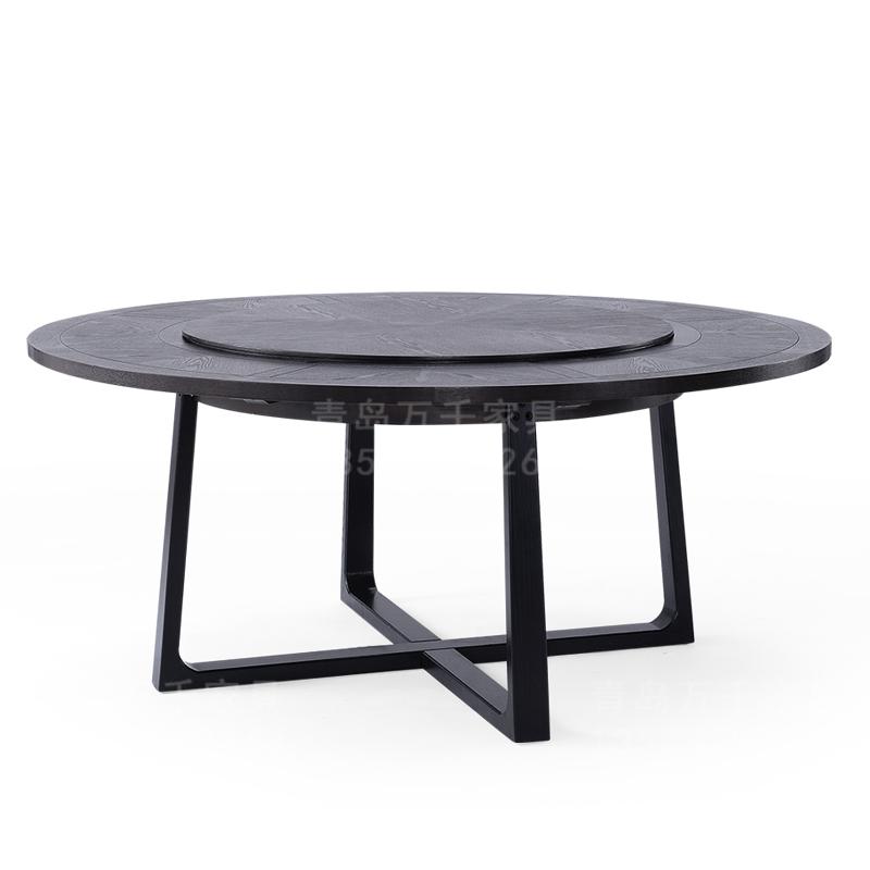 轻奢圆桌 (11)