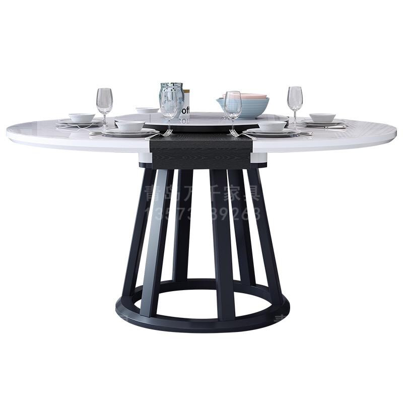 轻奢圆桌 (13)