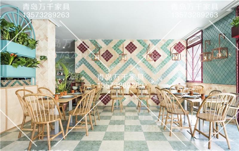 地中海风情餐厅